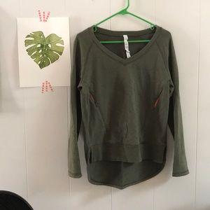 Lululemon Kangaroo Pocket Sweatshirt